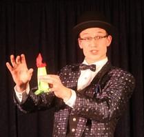 Zauberei für Groß und Klein mit Florian Steinborn