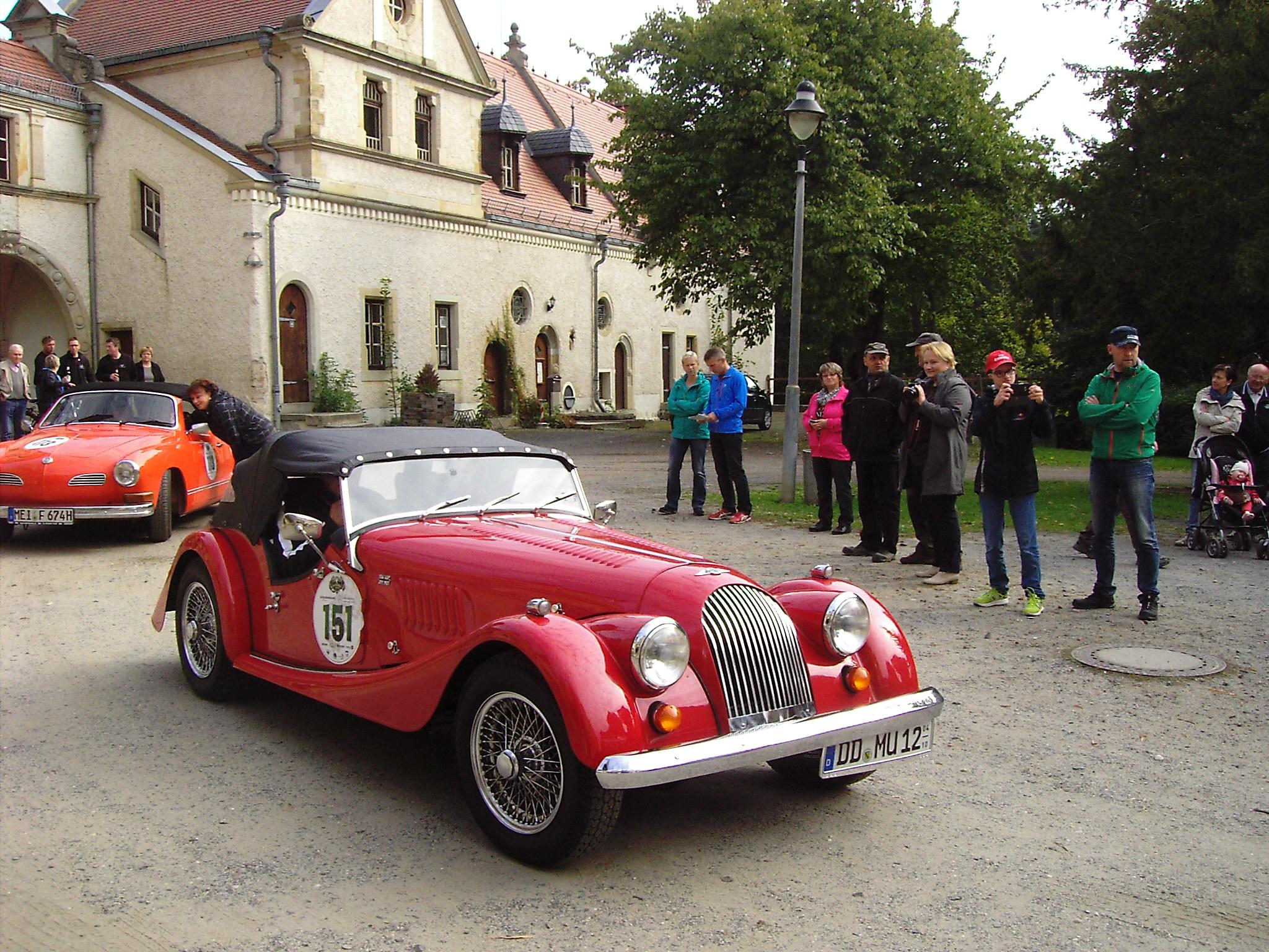 3.Rallye Elbflorenz 2015