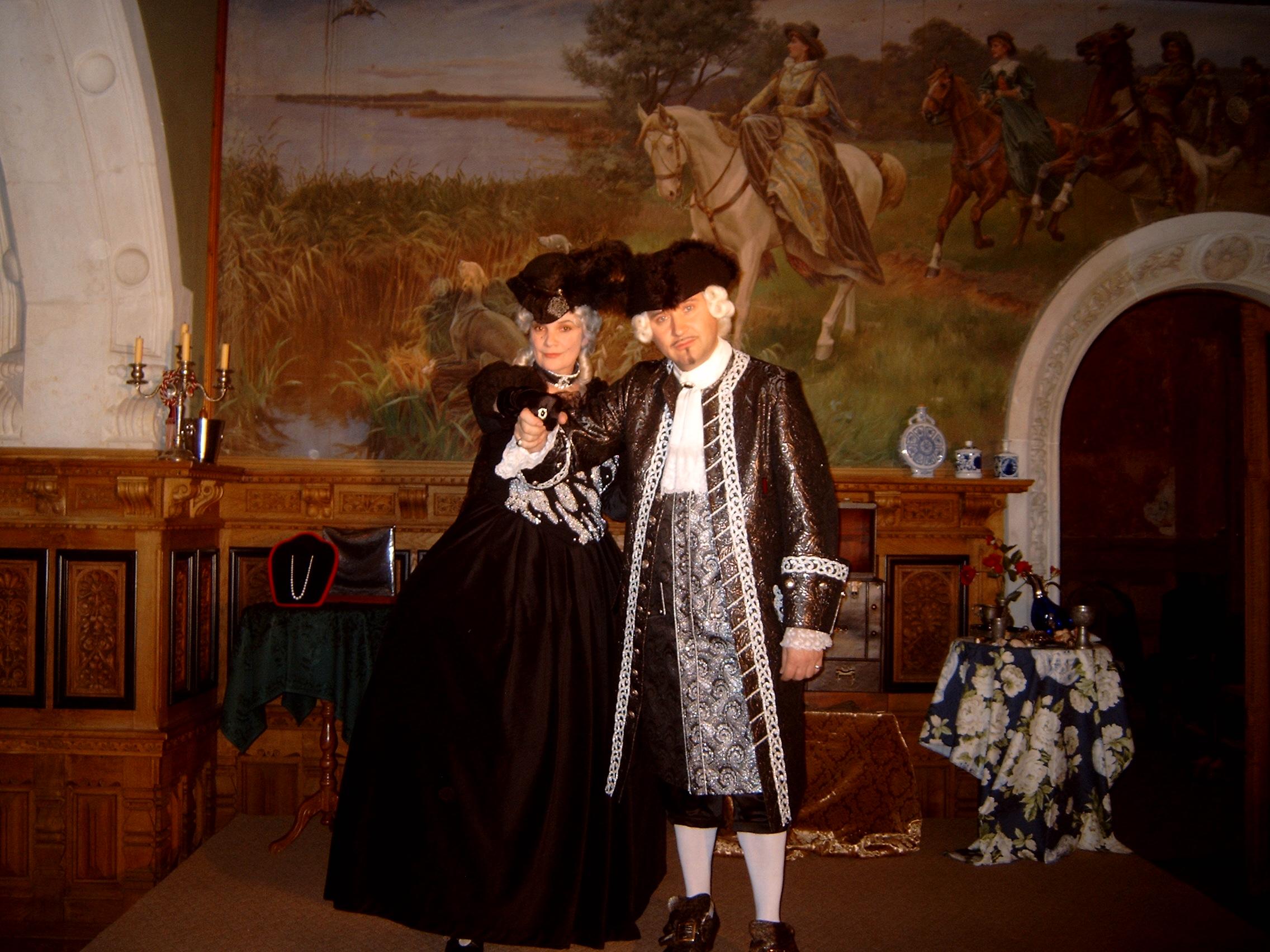 Mystik-Barock mit Gräfin Cosel