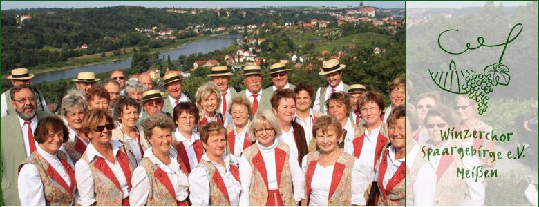 Winzerchor Spaargebirge e.V. Meißen