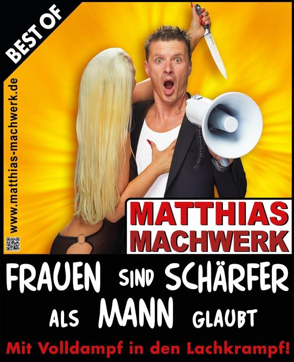 Matthias Machwerk-Kabarett