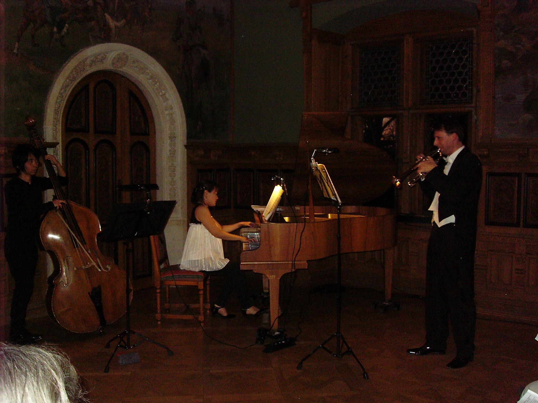 Trompetenkonzert mit Joachim Schäfer